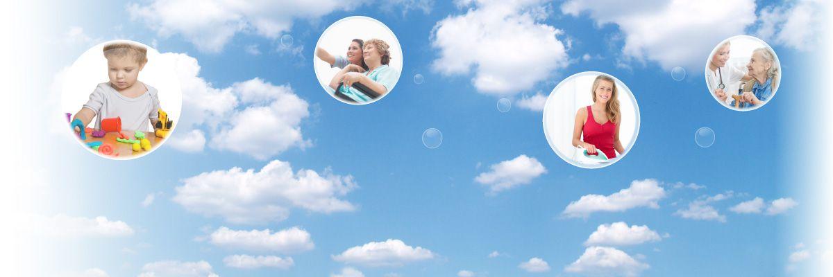 L'ADMR vous simplifie la vie : Garde d'enfants, soins infirmiers, ménage, repassage ...